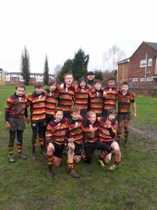 Saxons Squad v Dartfordians