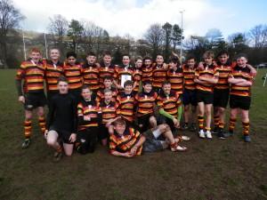 East Kent Plate Winners 2014